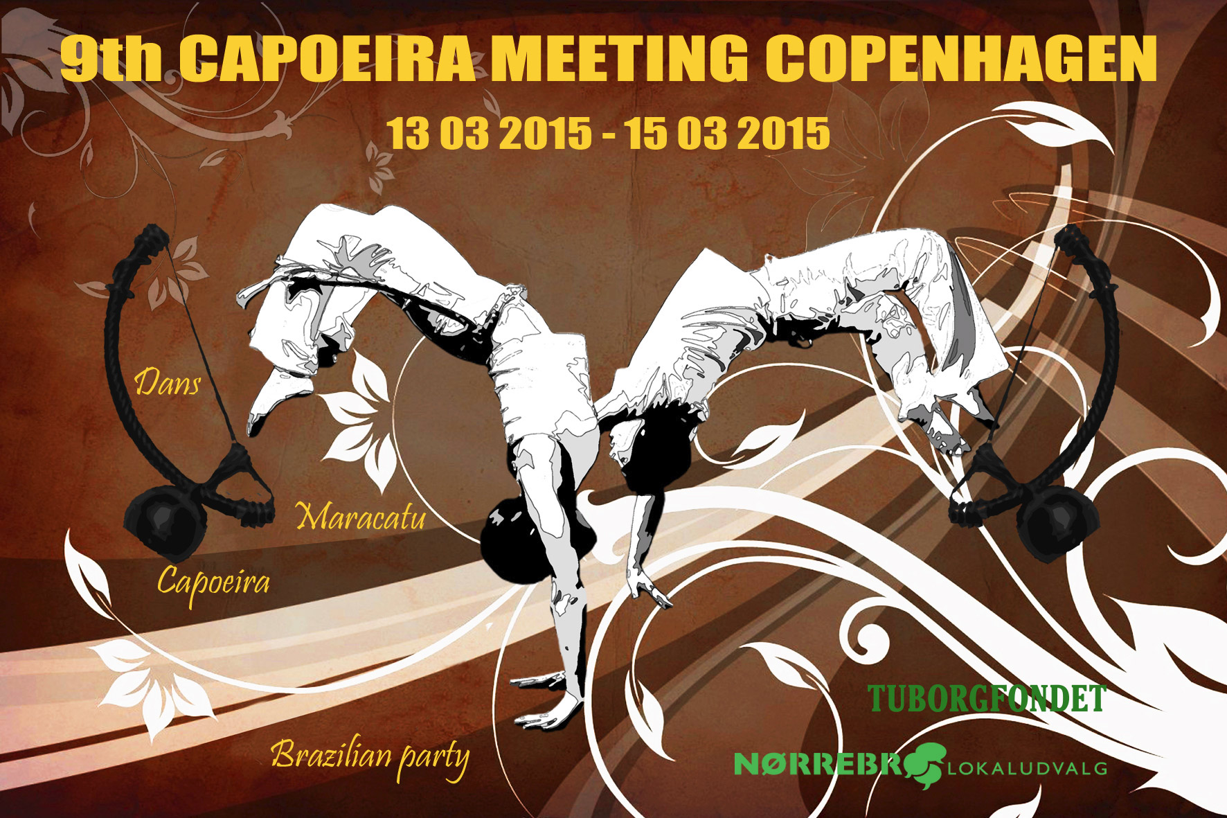9th Capoeira Meeting Copenhagen