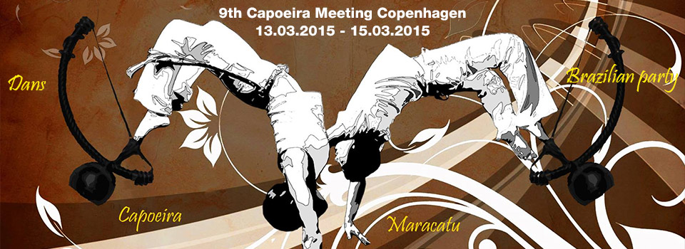 Capoeira Meeting Copenhagen