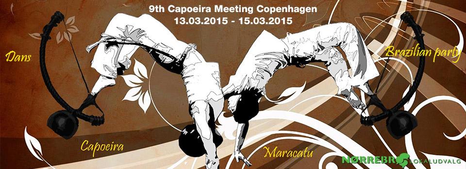 Capoeira Meeting Copenhagen 2015